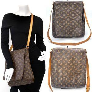 Louis Vuitton Musette Crossbody Bag